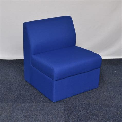 Second Reception Chairs by Blue Fabric Modular Reception Seating