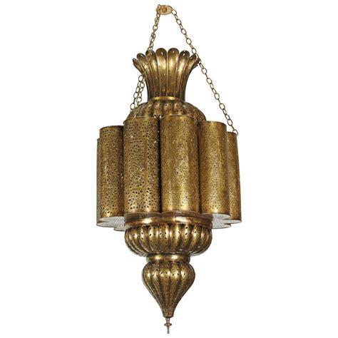 large moroccan chandelier moorish chandelier large moroccan moorish brass