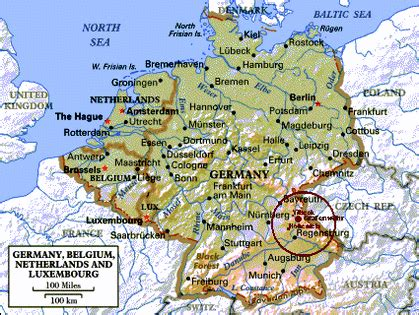Grafenwoehr Germany Map by Vilseck Germany Germany Pinterest Maps And Germany