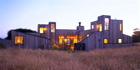 Cluster House Plans thoughtful residential design sea ranch california