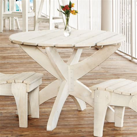 companion adirondack dining table