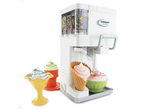 Eat In Kitchen Design by Soft Serve Ice Cream Machine For Home Homesfeed