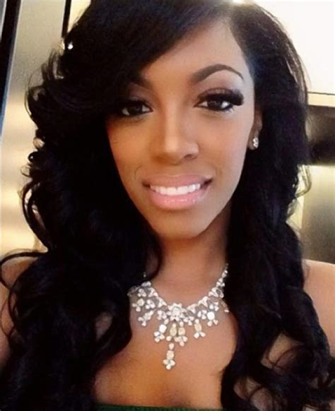 portias hair line porsha williams