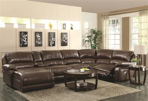 Leather Sofa With Chaise Lounge And Recliner Sofa Sofa With Recliner And Chaise