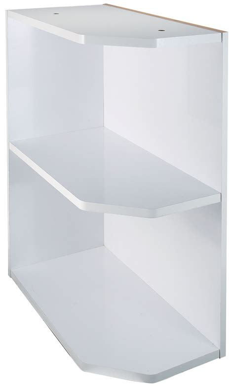 Open Base Cabinets by It Kitchens White Open Base Cabinet W 300mm Departments