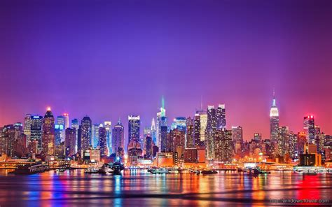 New York City Background Check City Windows 10 Wallpapers