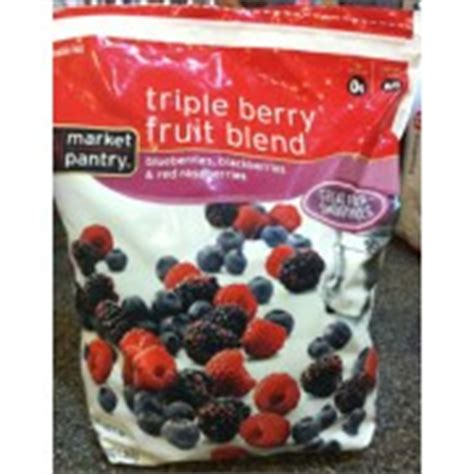 Market Pantry Frozen Fruit by Market Pantry Berry Fruit Blend Blueberries