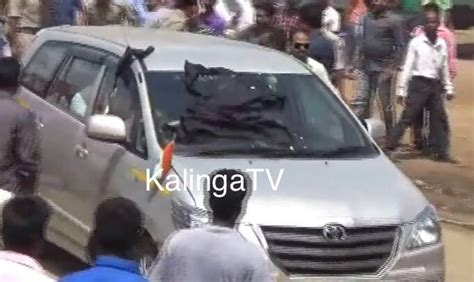 Jual Bunting Flag by Jual Oram Faces Black Flag Protests In Kendrapara Kalingatv