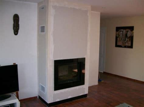 insert cheminee bois cheminee avec insert fonte flamme