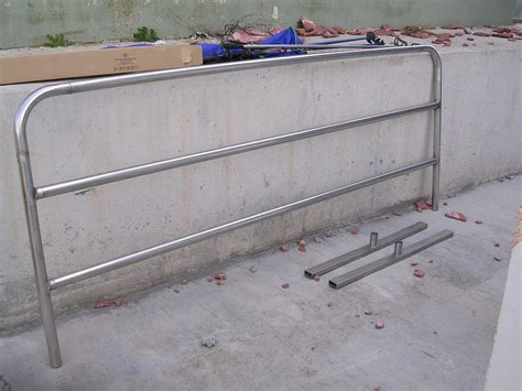 Chrome Banister Rails by Propshop Mallorca