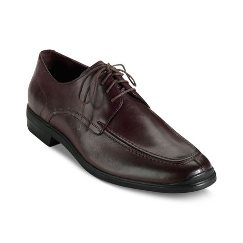 cole haan oxford shoes cole haan air stylar split oxford shoes in brown for