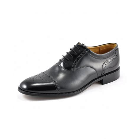 oxford shoes uk loake loake woodstock two tone oxford shoe loake from