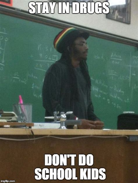 rasta science teacher meme imgflip