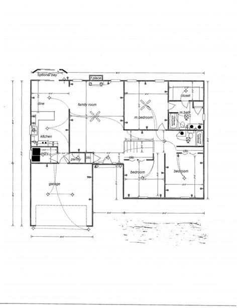 sle floor plan of a house sle floor plans with dimensions sle floor plan with dimensions 28 images visio floor