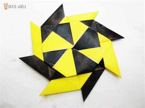 Origami 8 Pointed - eight pointed origami comot