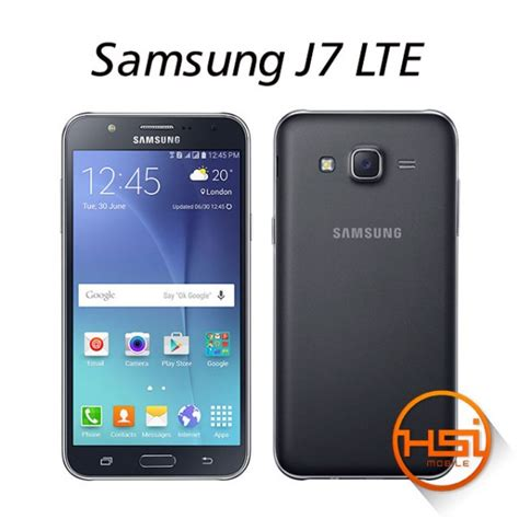 Samsung J7 Lte Duos Samsung Galaxy J7 Lte Duos Hsi Mobile