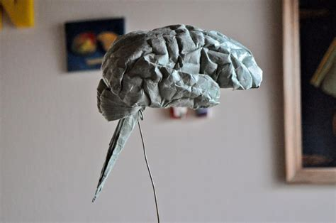 How To Make A Paper Brain - how to make a paper brain 28 images make diy projects