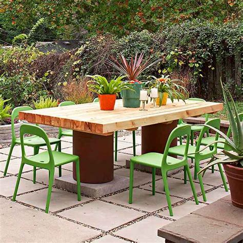 Diy Outdoor Patio Table Cheap Summer Project Ideas Diy Projects Craft Ideas How To S For Home Decor With