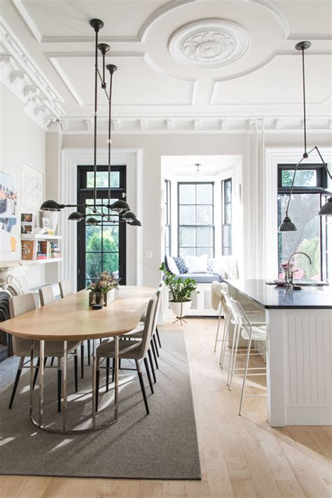 the dining room brooklyn home tour collected brooklyn brownstone coco kelley