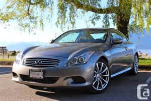 Infiniti G37s 2008 For Sale 2008 Infiniti G37s Sport Coupe Loaded For Sale In