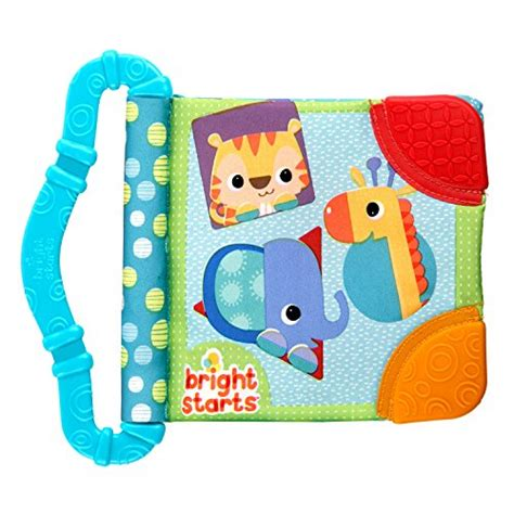 Sold Bright Starts bright starts teethe and read teether book assortment of 2 styles will vary each sold