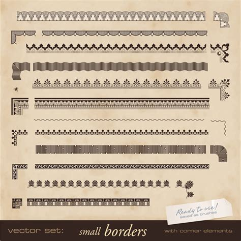 eps format photoshop elements vector vintage border photoshop free vector download