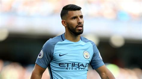 manchester city sergio aguero banned for three for
