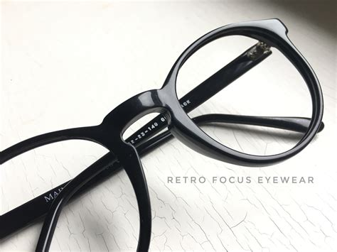 sydney retro focus eyewear vtg black panto retro focus eyewear