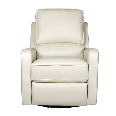 swivel rocker recliner perth swivel rocker recliner somerset creme direct