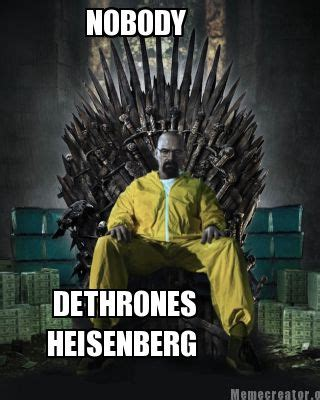 Heisenberg Meme - meme creator all hail heisenberg meme generator at