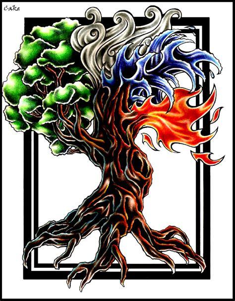 design elements tattoo tree of life elements of life tattoos pinterest