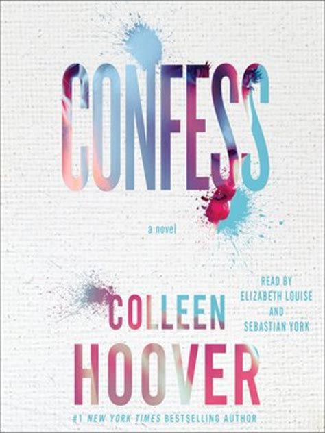 Colleen Hoover Confess libros y new rese 241 a confess de colleen hoover