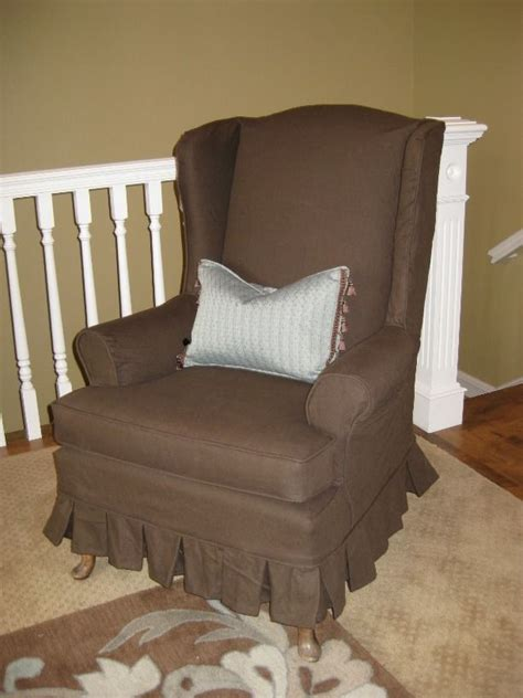 27 Best Images About Wingback On Pinterest Chair Where Can I Buy Slipcovers For Sofas