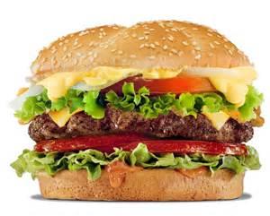 sei jin hoeveel kost een hamburger u nu werkelijk