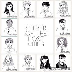 libro the keeper of lost shes beautiful keeper of the lost cities