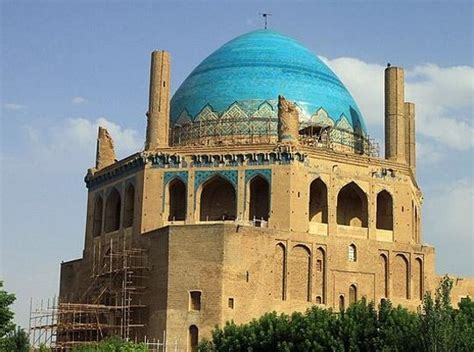 cupola dome dome of soltaniyeh picture of dome of soltaniyeh
