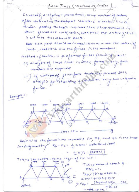 engineering mechanics premium lecture notes deepthi edition