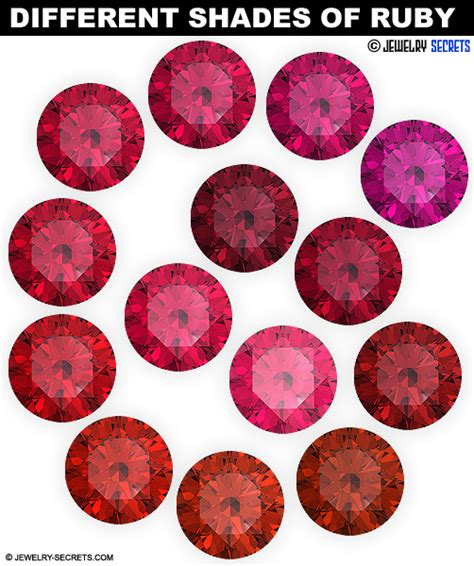 color ruby ruby gemstone the birthstone for july jewelry secrets