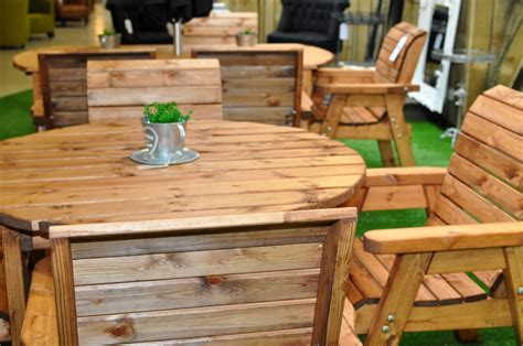 Wooden Outdoor Furniture Wooden Garden Furniture New Arrivals Pendle Mill
