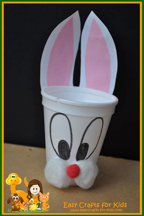 free crafts free easter crafts for a easter themed cup to fill