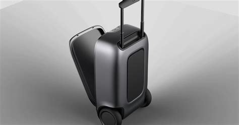 Uganda Fastis 2018 Inspired By Segway This Robotic Suitcase Follows You