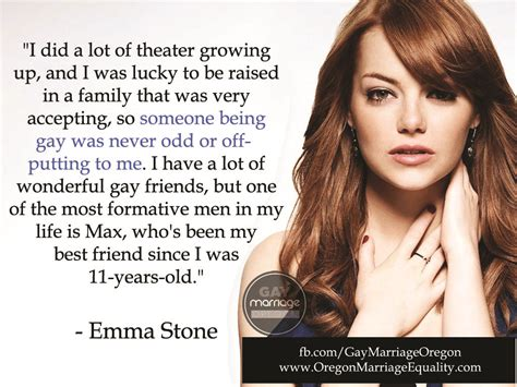 emma stone quotes pinterest a quote by emma stone i love her even more now emma
