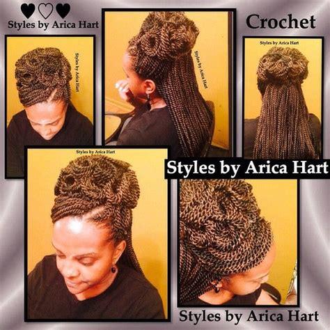 updo hairstyles with crochet braids crochet braid hair style crochet braids senegalese