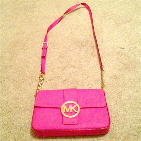 Michael Kors Cosmetic Bag For Breast Cancer Awareness by 28 Michael Kors Handbags Small Pink Michael