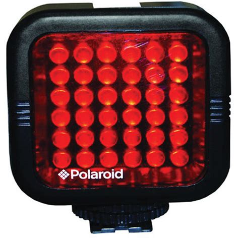 infrared lights for vision polaroid rechargeable ir light led light bar plled36 b h