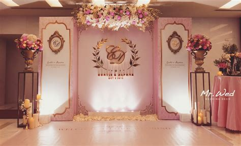 Wedding Deko by 香檳甜粉 Mr Wed Wedding Deco