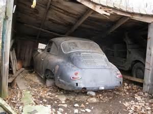 Porsche 356 Barn Find For Sale 1963 Ny Auto Show Car Barn Find Porsche 356b Bring A