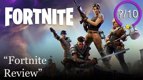 fortnite review fortnite ps4 review