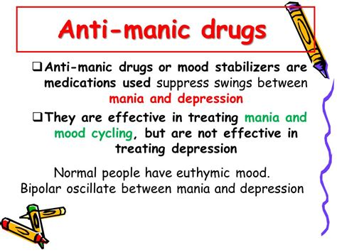 zoloft and mood swings anti manic drugs ppt video online download
