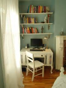 anne e collins s bedroom desk looks gorgeous beside her white 8 ideas for integrating desks